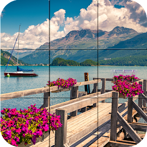 Puzzle – Beautiful lakes for PC and MAC