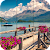 Puzzle - Beautiful lakes file APK for Gaming PC/PS3/PS4 Smart TV