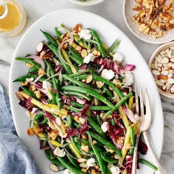 Green Bean Salad Recipes Cold