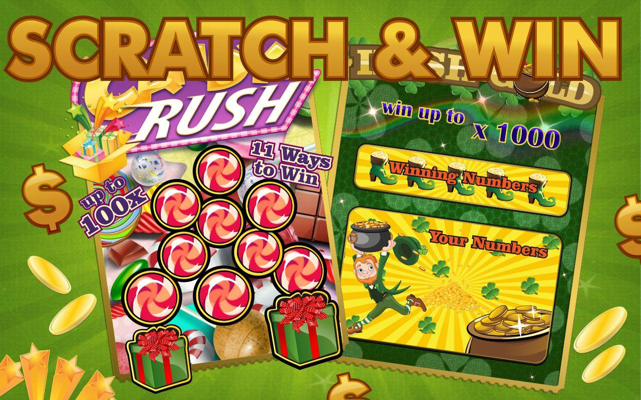 Scratch Off Tickets- screenshot
