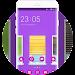 Purple Wallpaper Windows Theme for Iphone6 Icon