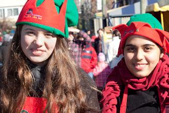 Photo: Cassandre et Bita (5 novembre).