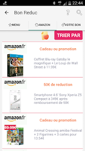 Bon Reduc : code promo et deal screenshot 1
