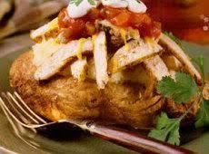 Chicken Fajita Potatoes Recipe