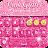 Pink Glitter Keyboard 2.1 Apk
