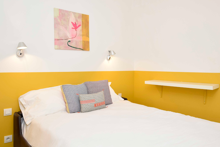 Bedroom at 2 bedroom Apartment at Clery Street, Montorgueil