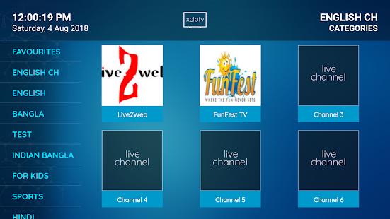 XCIPTV PLAYER for PC / Windows 7, 8, 10 / MAC Free Download
