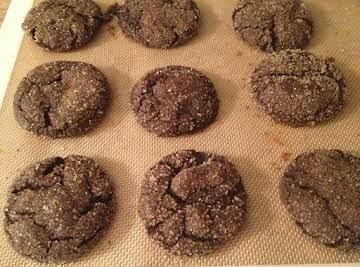 Cinnamon Sugar Nutella Crinkles