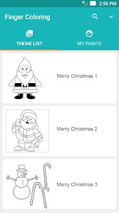 Christmas Coloring Book Games Free - náhled