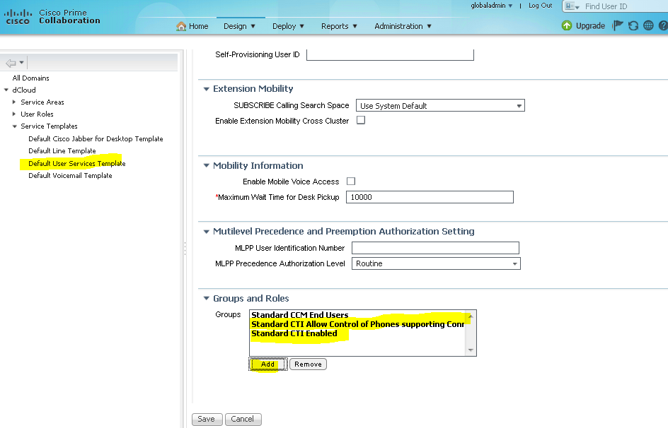UC Valley: Deploying and Integrating CUCM, CUC, and IM&P