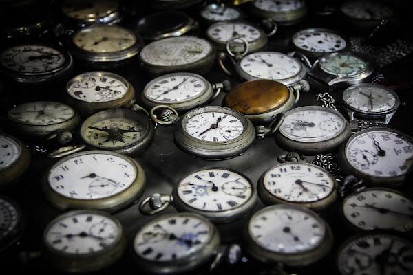 What time is it? di Simona Ranieri