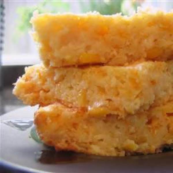 Cheezy Corn Casserole Recipe