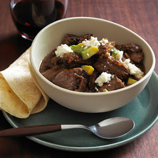 No-Bean Texas Chili With Beef.