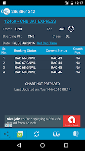Indian Rail Train Status Apk Download For Android 3