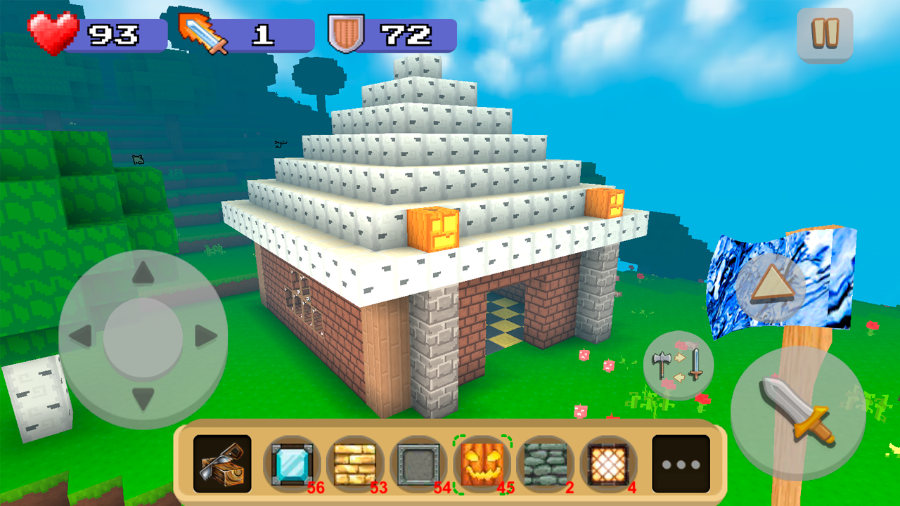 Pocket Craft Pokecraft Edition- screenshot