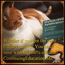 Photo: Wonder if you got the right Udemy course?! #intercer #cat #cats #education #udemy #pet #pets #beautiful #pretty #sweet #continuingeducation #learn #petsofinstagram #school #teach #teach2013 #college #student #affiliate #deal #sale #book - via Instagram, http://instagram.com/p/Yih5r_Jfph/