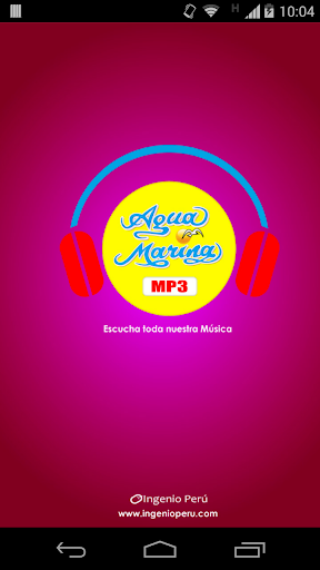 Agua Marina MP3