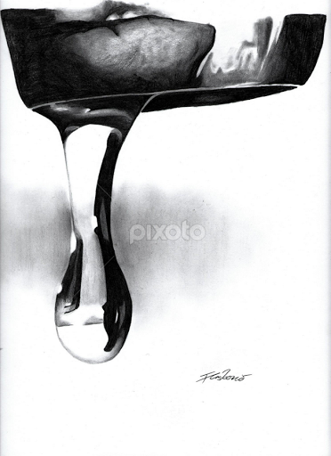 How To Draw Water Drops With Pencil 7954 Trendnet