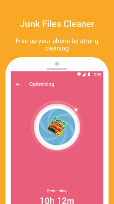 Free Cleaner - screenshot
