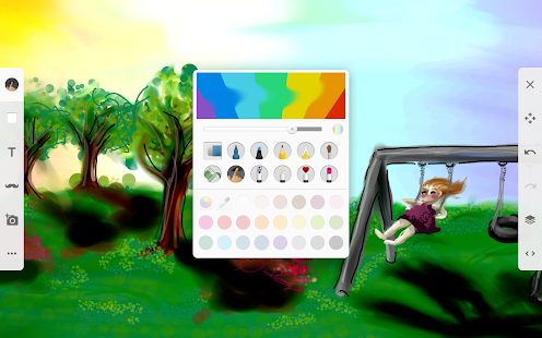 Sketch - Draw & Paint Screenshot