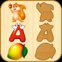 Baby Puzzles - Wooden Blocks icon
