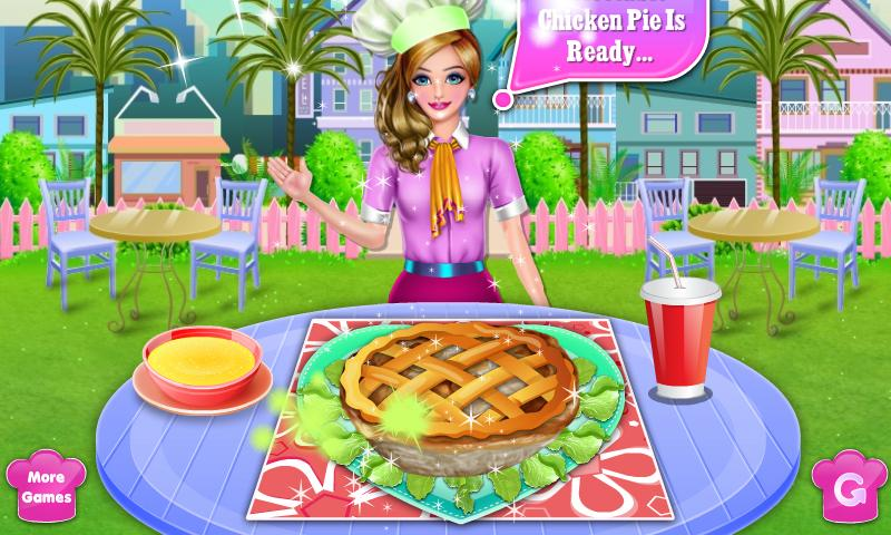 Cooking Delicious Pie- screenshot