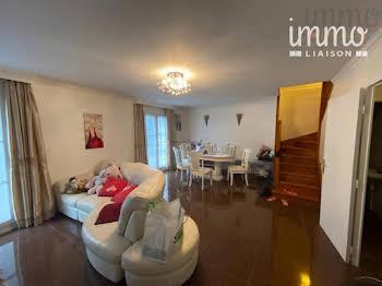 Maison 6 pièces 118,36 m2