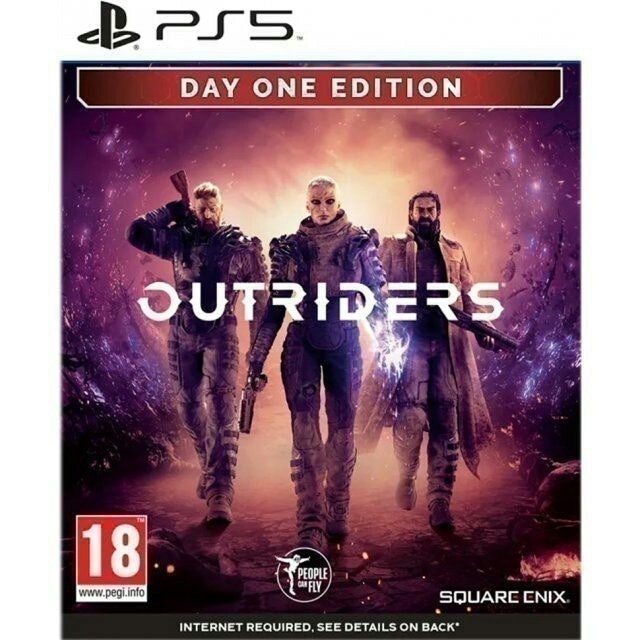 7. Outriders