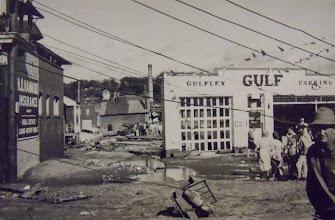 Photo: Devastation on South Main Street