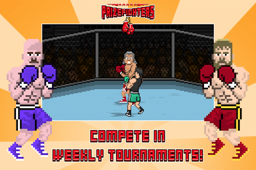 Prizefighters - screenshot