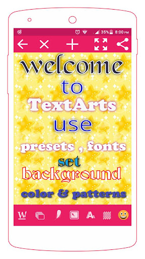 Text Art ★Cool Fonts on Photos