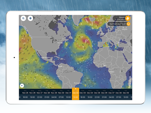 Ventusky: Weather Maps screenshot 14