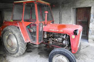 Photo: W drodze po winko - traktory by Jugoslavia :D