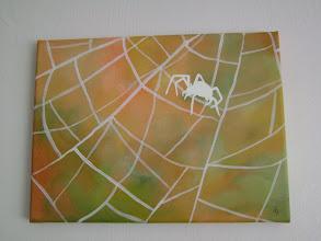 """Photo: Spider: 9"""" x 12"""" ($30)"""