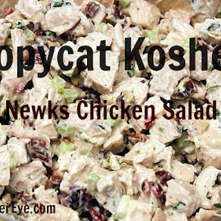 Newks Copycat Kosher Chicken Salad.