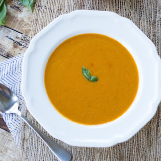 Summer Tomato Soup.
