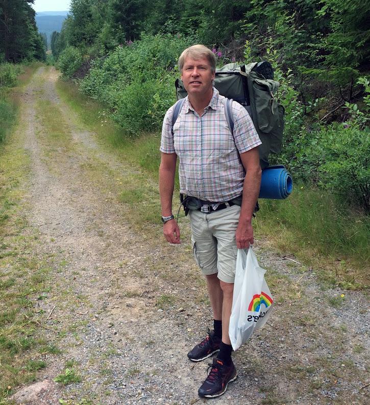 Anders Andersson lärare kristinehamn finnskogsleden