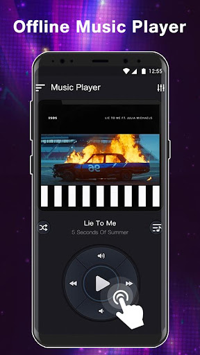 Free Music - Offline Music Player & Bass Booster
