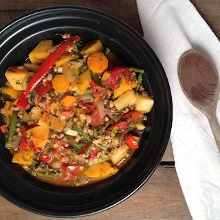 Vegetable Moqueca