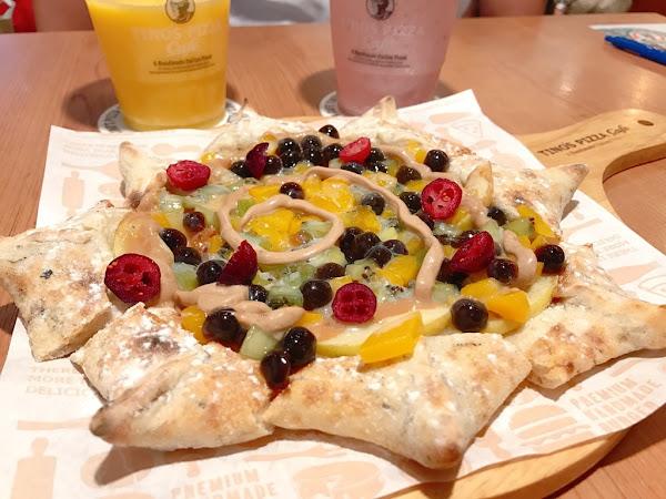 堤諾比薩- TINO'S PIZZA Café / 珍珠奶茶披薩