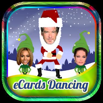 DANCING ECARDS ELF - 3D XMAS VIDEOS
