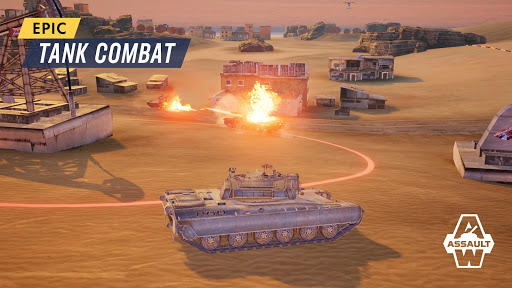 Armored Warfare: Assault 1.0-a22766.123 screenshots 4
