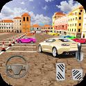 Modern Speed Car Parking City 2019 icon