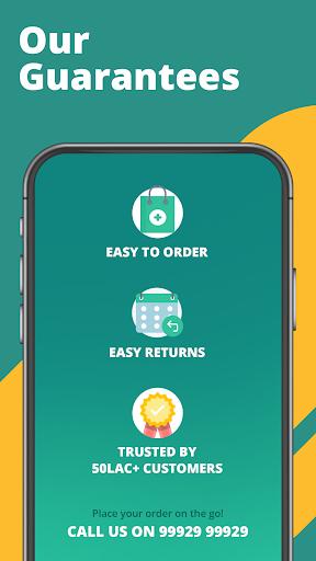 PharmEasy u2013 Online Medicine Ordering App 4.8.28 screenshots 6