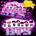 BTS Keyboard Theme  방탄소년단 icon