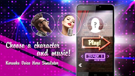 Karaoke Voice Hero - náhled