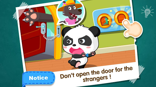 Baby Panda Home Safety - screenshot