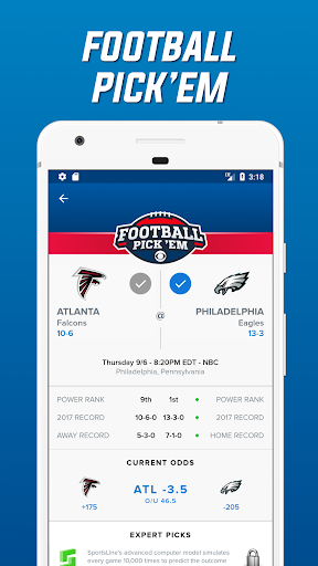 Download CBS Sports App - Scores, News, Stats & Watch Live MOD APK 5