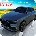 Q8 Audi Suv Off-Road Driving Simulator Game APK