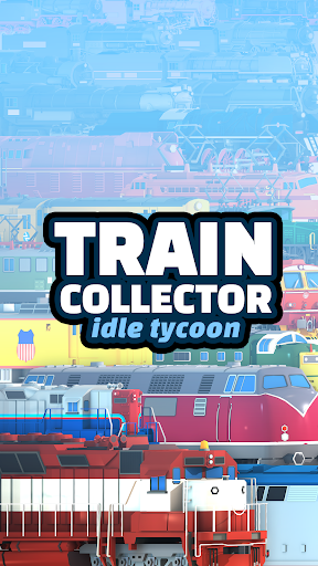 Train Collector: Idle Tycoon 2.1 screenshots 1